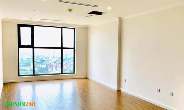 Cách tính m2 tường của nhà chung cư