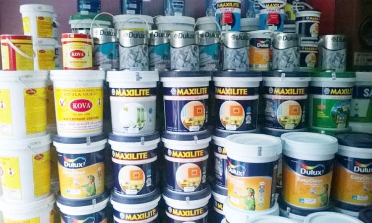 Các hãng sơn tường giá rẻ, chất lượng