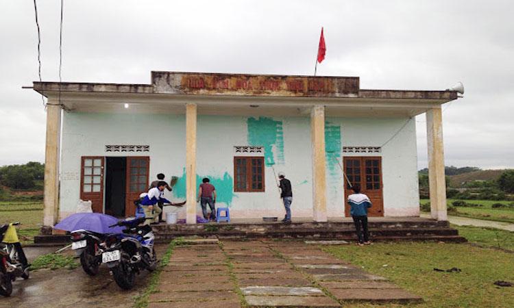 Dịch vụ quét vôi ve tại Hà Nội